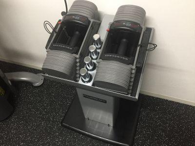 レンタルジムtdoh トレーニングスペースの設備の写真