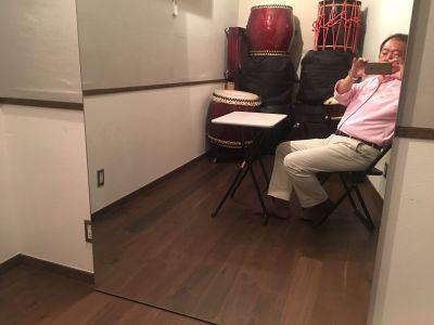 スタジオ太鼓庵 小スタジオの室内の写真