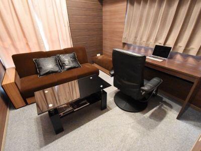渋谷 free space  多目的スペースの室内の写真