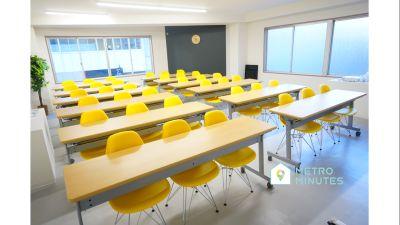 【グランデ会議室】 プロジェクタ無料の貸し会議室♪の室内の写真