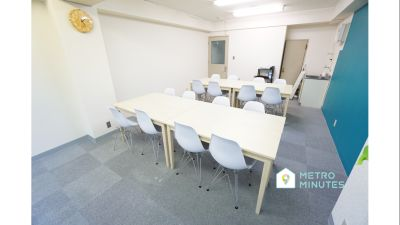 【エスエル会議室】 プロジェクタ無料の貸し会議室♪の室内の写真