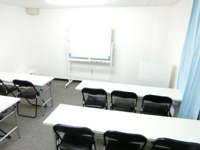 THE貸会議室☆淀屋橋 10人貸会議室4階403号室の室内の写真