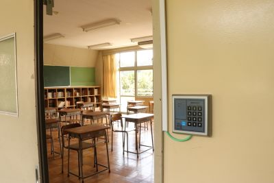 OKUTAMA+ 教室A ☆法人のお客様☆の入口の写真