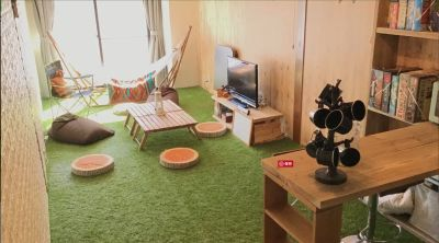 ChillCityHouse 下北沢の室内の写真
