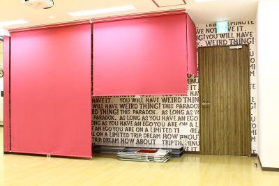 リファレンスキャナルシティ博多 レンタルスタジオ CA3の室内の写真
