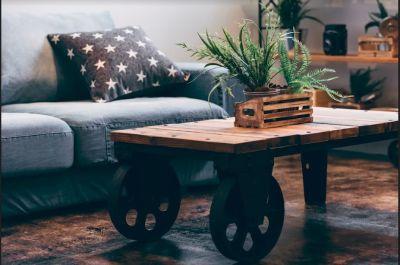 PACKSTUDIOTANAKA living 共用スペースの室内の写真