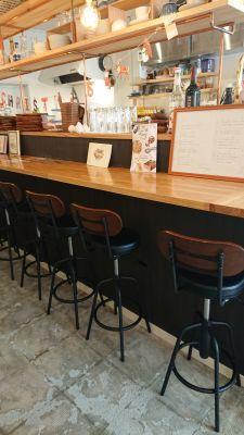 cocokara カフェ、サロンスペースの設備の写真