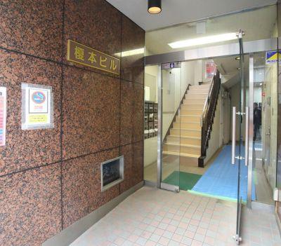 貸会議室ルームス錦糸町北口駅前店 錦糸町北口駅前店第1会議室の入口の写真