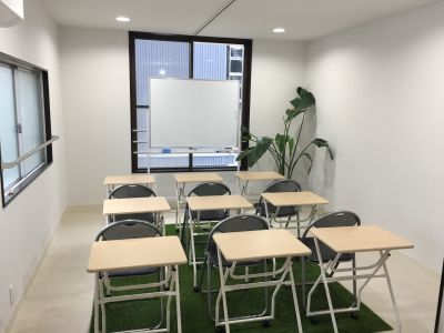レンタルスペース うてろ 貸し会議室 うてろ いるまーれの室内の写真