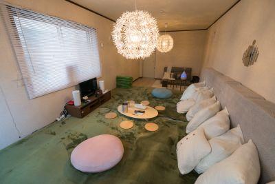 一軒家貸切りあきばこっこ秋葉原店 ●あきばこっこ本店●ホムパオフ会の室内の写真