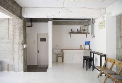 水回り トイレ - SESSIONS  003 SESSIONSギャラリーの室内の写真