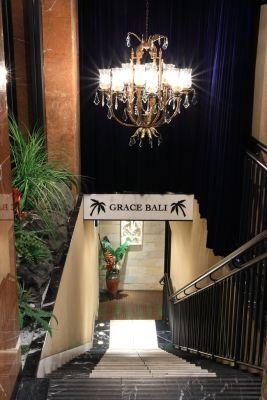 パーティースペース グレースバリ池袋 グレースバリB1の入口の写真