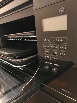 オーブン - キッチン&オフィス 六本木の設備の写真