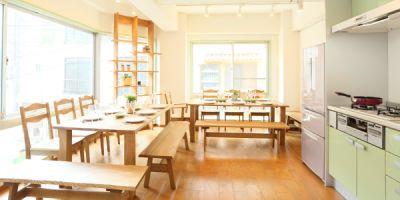 NATULUCK四谷三丁目 キッチンつきレンタルスペースの室内の写真