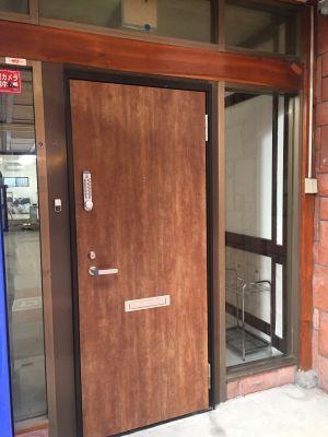 レンタルスペースFUTABAの入口の写真
