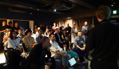 Blink community イベントスペース【50名様】の室内の写真
