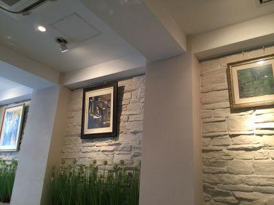 Cucchiaino プロ用キッチン付き高級スペースの室内の写真