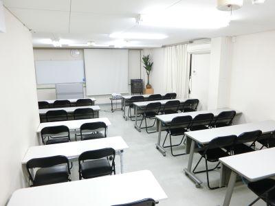 THE貸会議室☆淀屋橋 30人貸会議室5階501号室の室内の写真