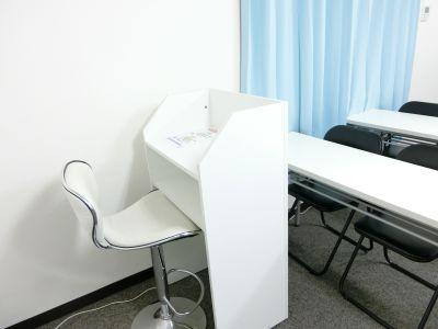 THE貸会議室☆淀屋橋 10人貸会議室6階603号室の設備の写真