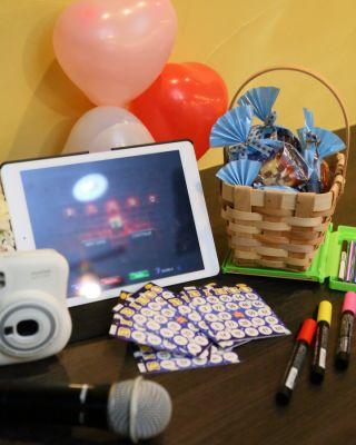 【梅田】Pumpkin Rocks 貸切スペースの設備の写真