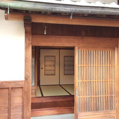 Luana ベース 和室 多目的スペースの入口の写真