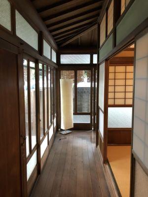 はかたあゆむ 和室の入口の写真