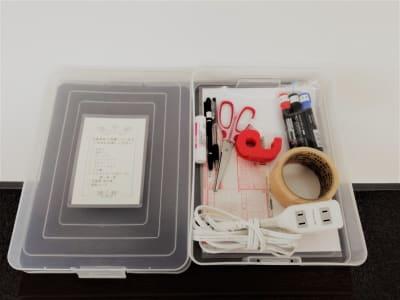 【名古屋駅】会議室アクションラボ 9F セミナールーム9Aの設備の写真