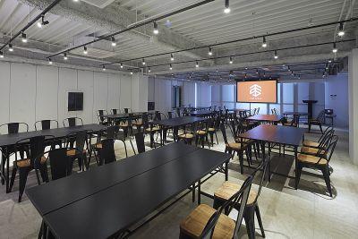 タイムシェアリング秋葉原奥山ビル 会議室の室内の写真