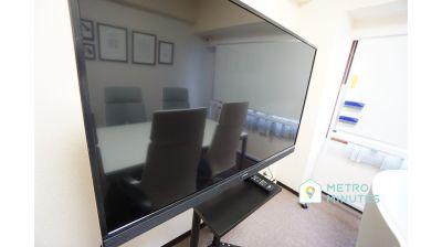 【ノクターン会議室】 新大阪ワークスペースの設備の写真