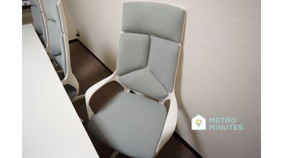 【ノクターン会議室】 新大阪ワークスペースの室内の写真