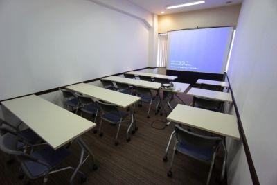 名古屋会議室 名古屋伏見駅前店 第5会議室の室内の写真