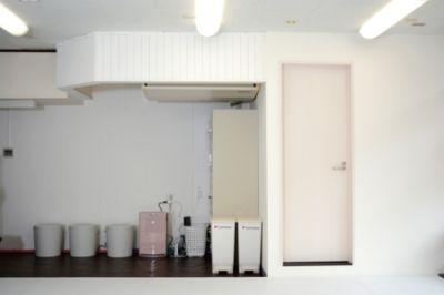 マーシャルアーツ&フィットネスLuminous ジム貸切の室内の写真