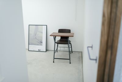 MASSHI レンタルスタジオ スタジオ&ギャラリーの入口の写真