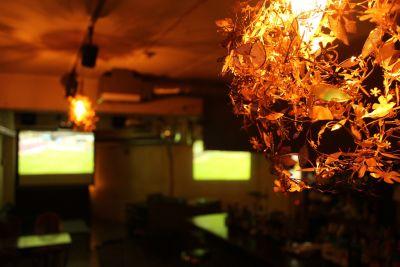 Cafe Bar LIVRE フロア・キッチン貸切の室内の写真