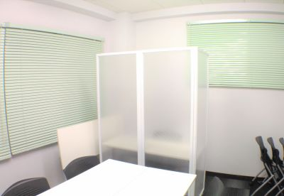 SF大阪梅田サテライトの室内の写真