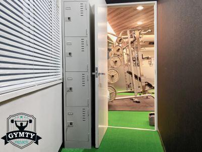 GYMTY西梅田 プライベートジムスペース西梅田の室内の写真