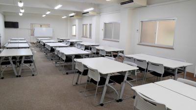 Natuluck飯田橋東口駅前店 4階大会議室Aの室内の写真