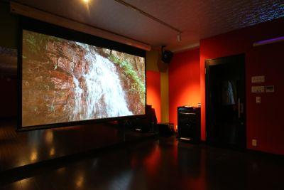 スクリーン - ARUKAビル ARUKAスタジオの室内の写真
