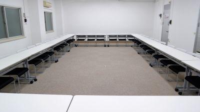 Natuluck飯田橋東口駅前店 2階中会議室の設備の写真