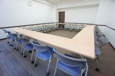 名古屋会議室 名古屋伏見駅前店 第3会議室の室内の写真