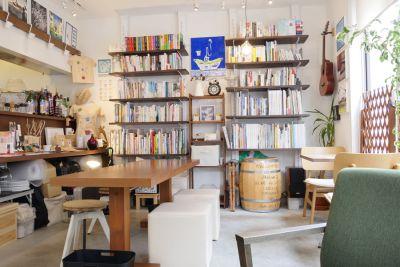 Cafe Cross Point レンタルスペース(キッチン有り)の室内の写真