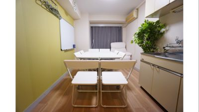 【ピノスペース】 貸し会議室&サロンスペース♪の室内の写真
