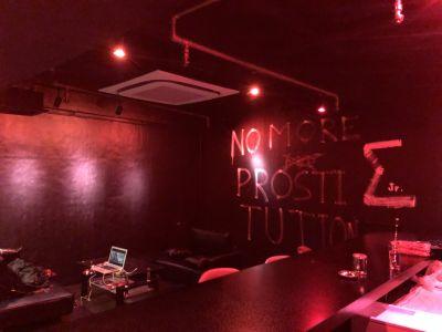 BAR 録de無死 レンタルBARの室内の写真