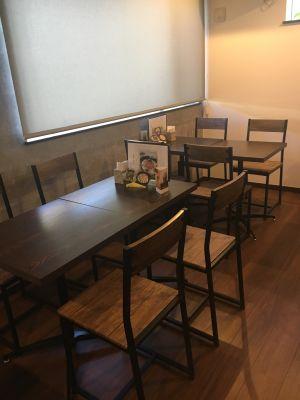 Cafe  Valley  小パーティ、各種お教室、お集まりの室内の写真