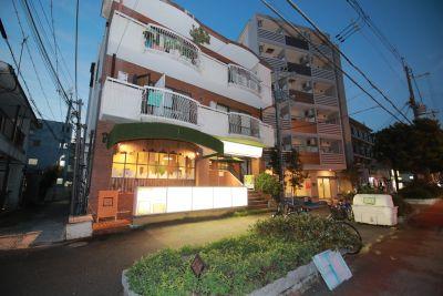 レンタルルームKUKURU 和室 オシャレキッチン付きの外観の写真