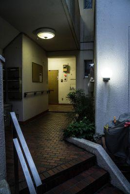 チサンマンション102室 貸室の入口の写真