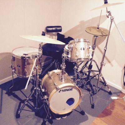 Cat Cat Studio 音楽スタジオの室内の写真