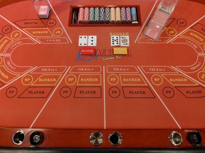 BACKDOOR カジノバーの設備の写真