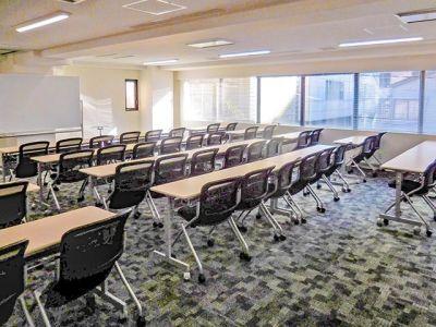 加瀬の貸し会議室 虎ノ門ホール 貸し会議室の室内の写真