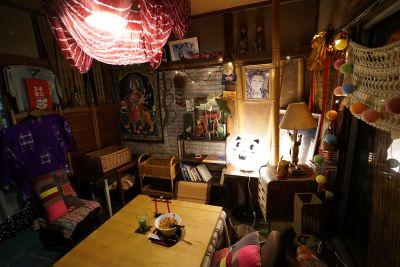ねんねこ家 和室の室内の写真